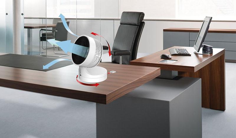 breez tischventilator sonnenk nig. Black Bedroom Furniture Sets. Home Design Ideas